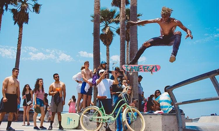 Summer camp festival